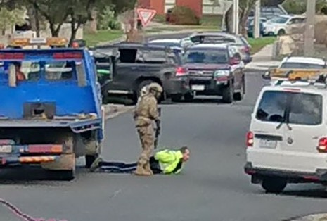 Article image for Five arrested in Dandenong as part of investigation into vehicle theft