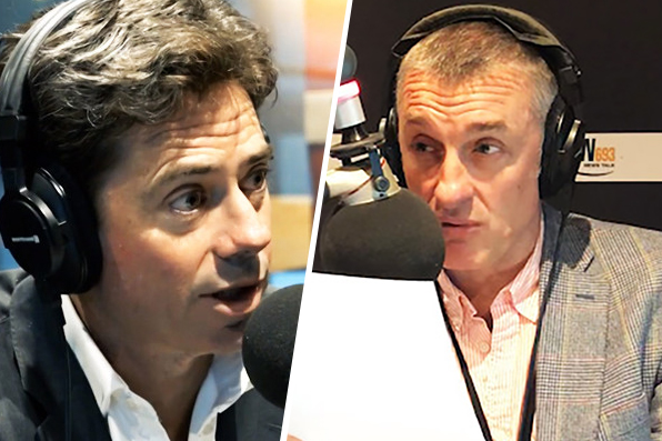 Article image for 'He's very out of touch': Tom Elliott says Gillon McLachlan isn't across the issues affecting the AFL