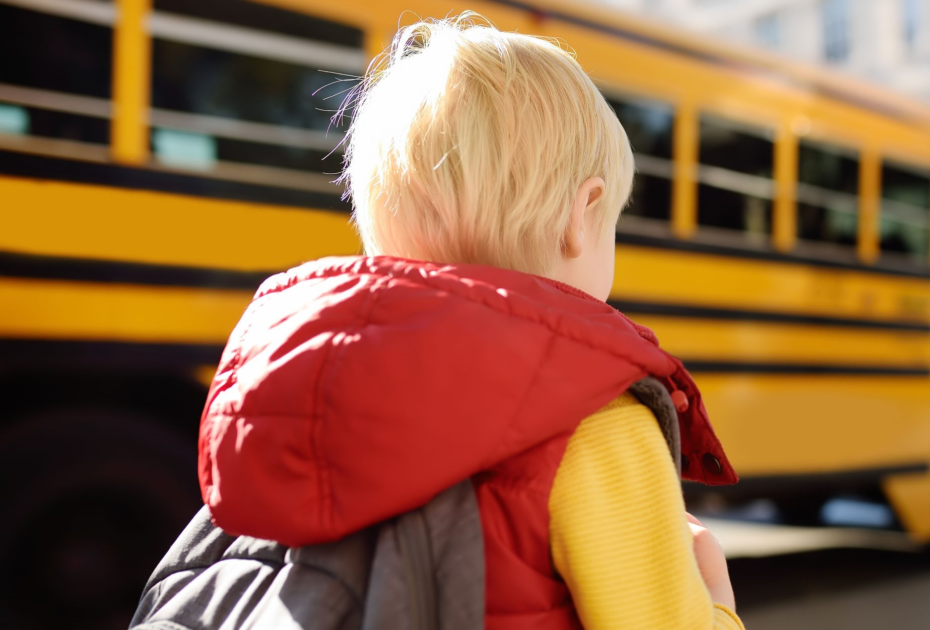 Article image for Regional Victorian council wants to allow three-year-olds to ride public buses alone