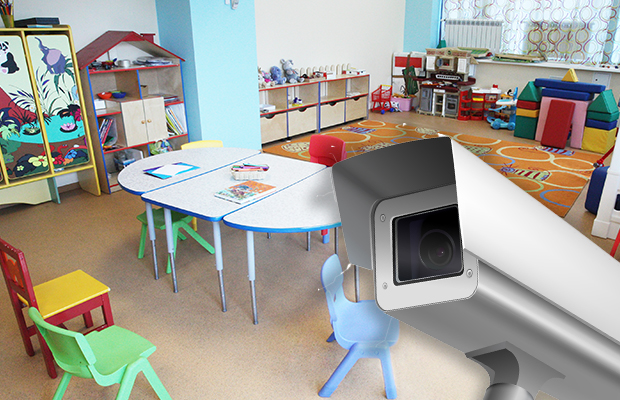 Article image for 'Completely rattled': Mystery man in kindergarten prompts calls for cameras
