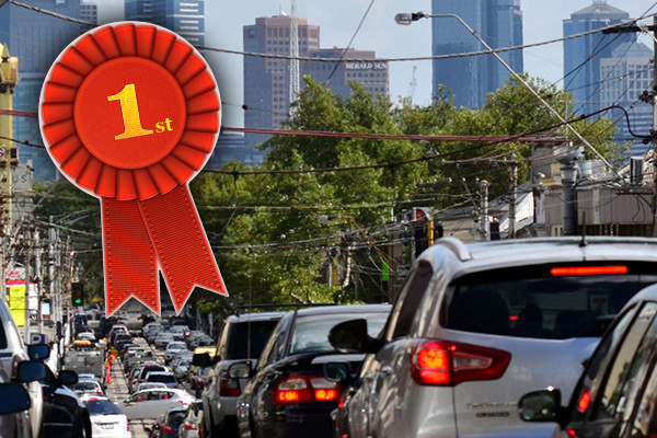 Article image for Melbourne just took an unwanted title away from Sydney