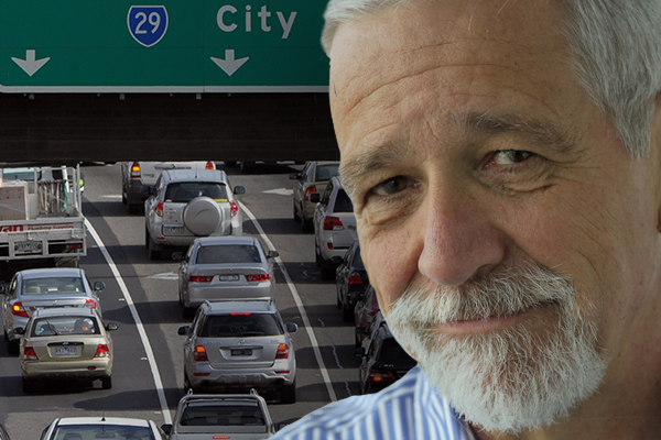 Article image for Neil says a new congestion tax is inevitable — and this interview didn't change his mind