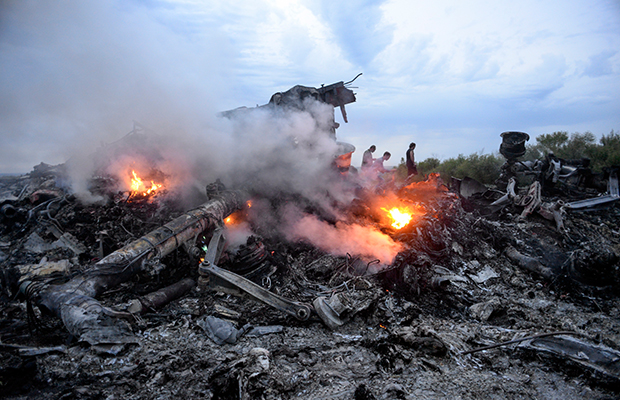 Article image for MH17 charges: Families welcome the chance for 'closure'