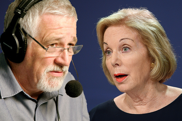 Article image for 'It's a stupid thing to say': Neil Mitchell slams Ita Buttrose over AFP raid response
