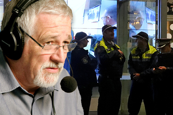 Article image for 'We'll all suffer': Neil Mitchell explains why AFP media raids should worry everyone