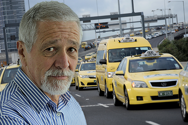Article image for 'The wheels have fallen off': Neil Mitchell says the taxi industry is 'badly broken'