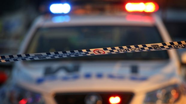 Article image for Police hunt driver of a BMW which rammed a police officer in Mont Albert