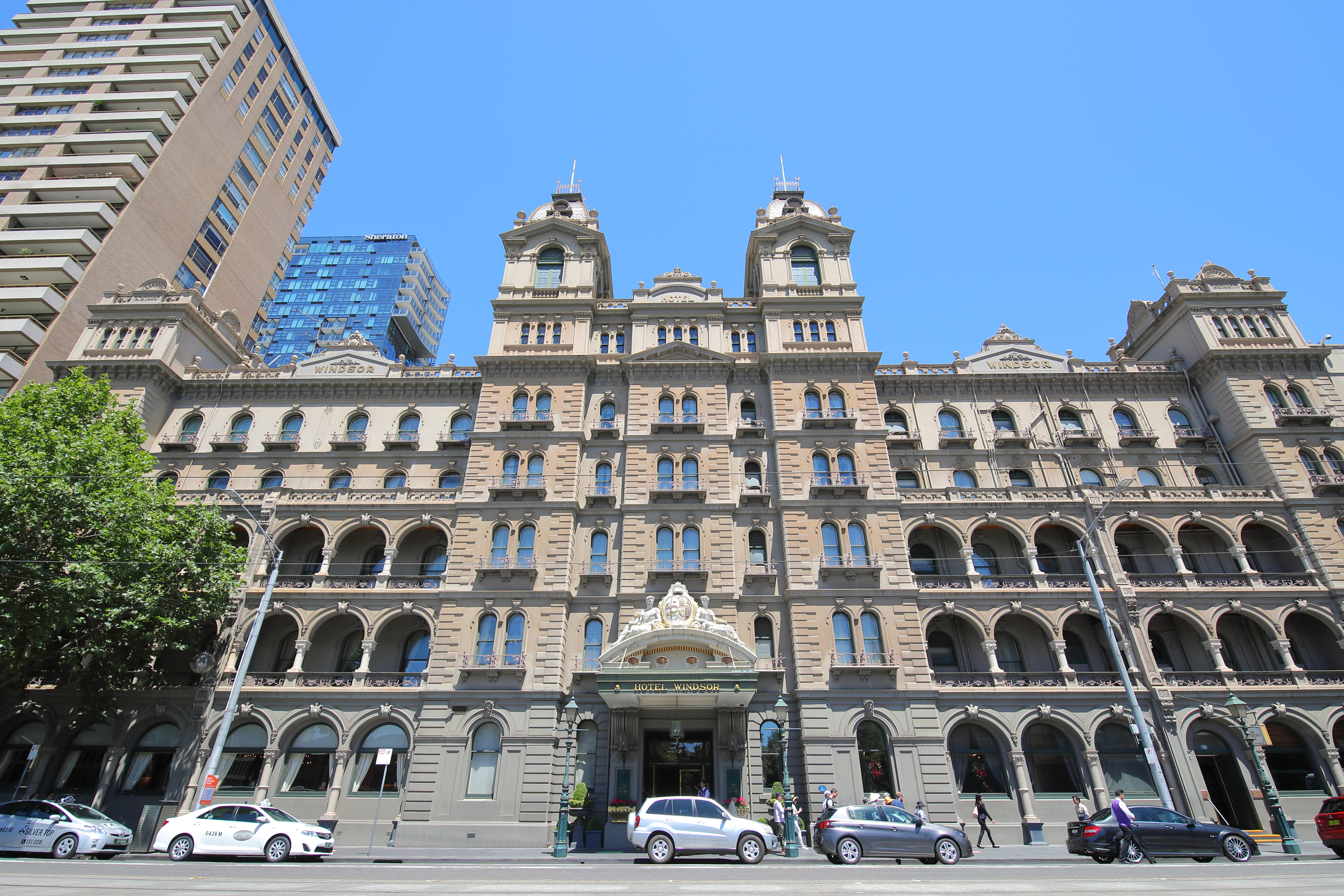 Article image for Another twist in the controversial plan for one of Melbourne's most iconic buildings