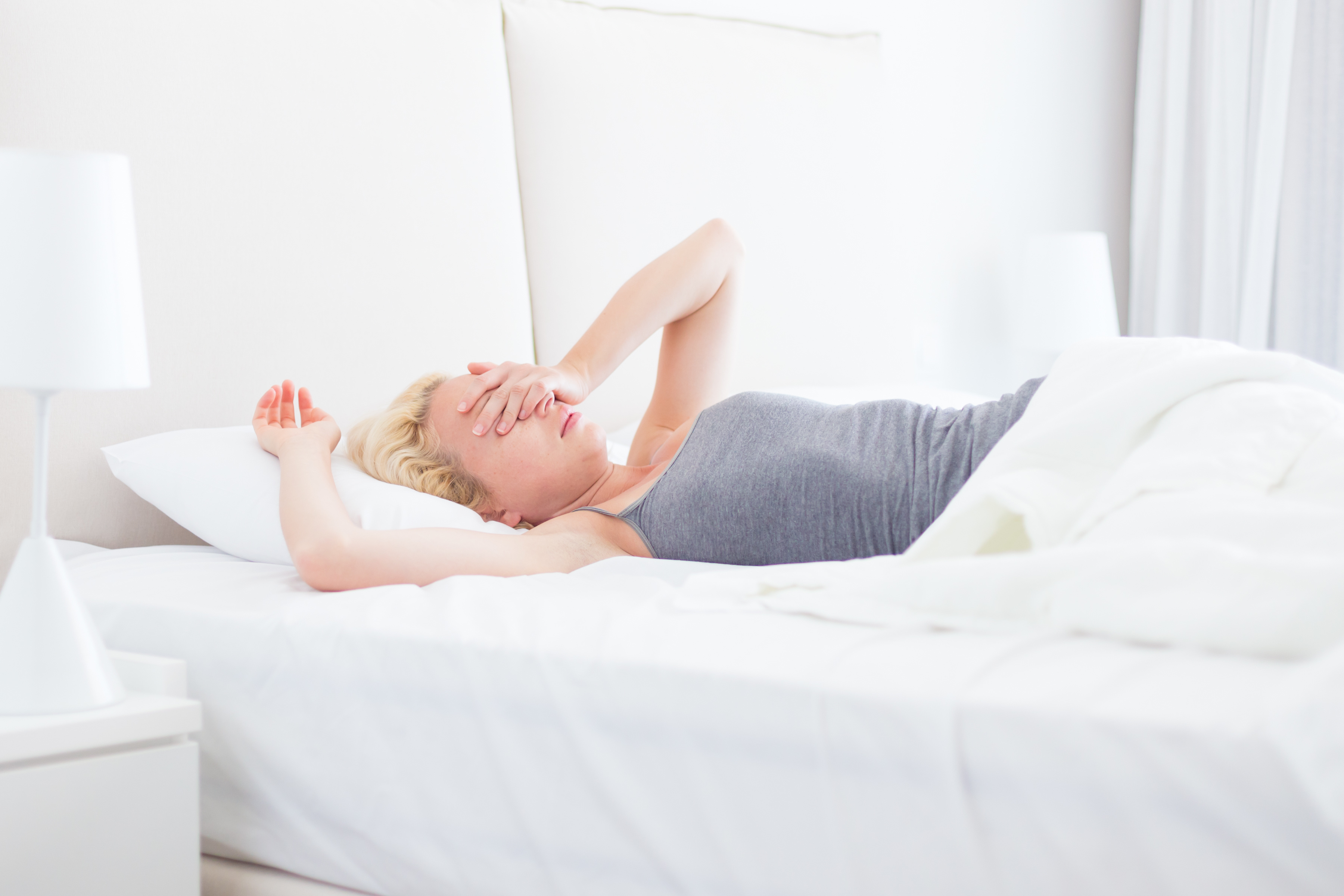 The ideal temperature for a good night's sleep