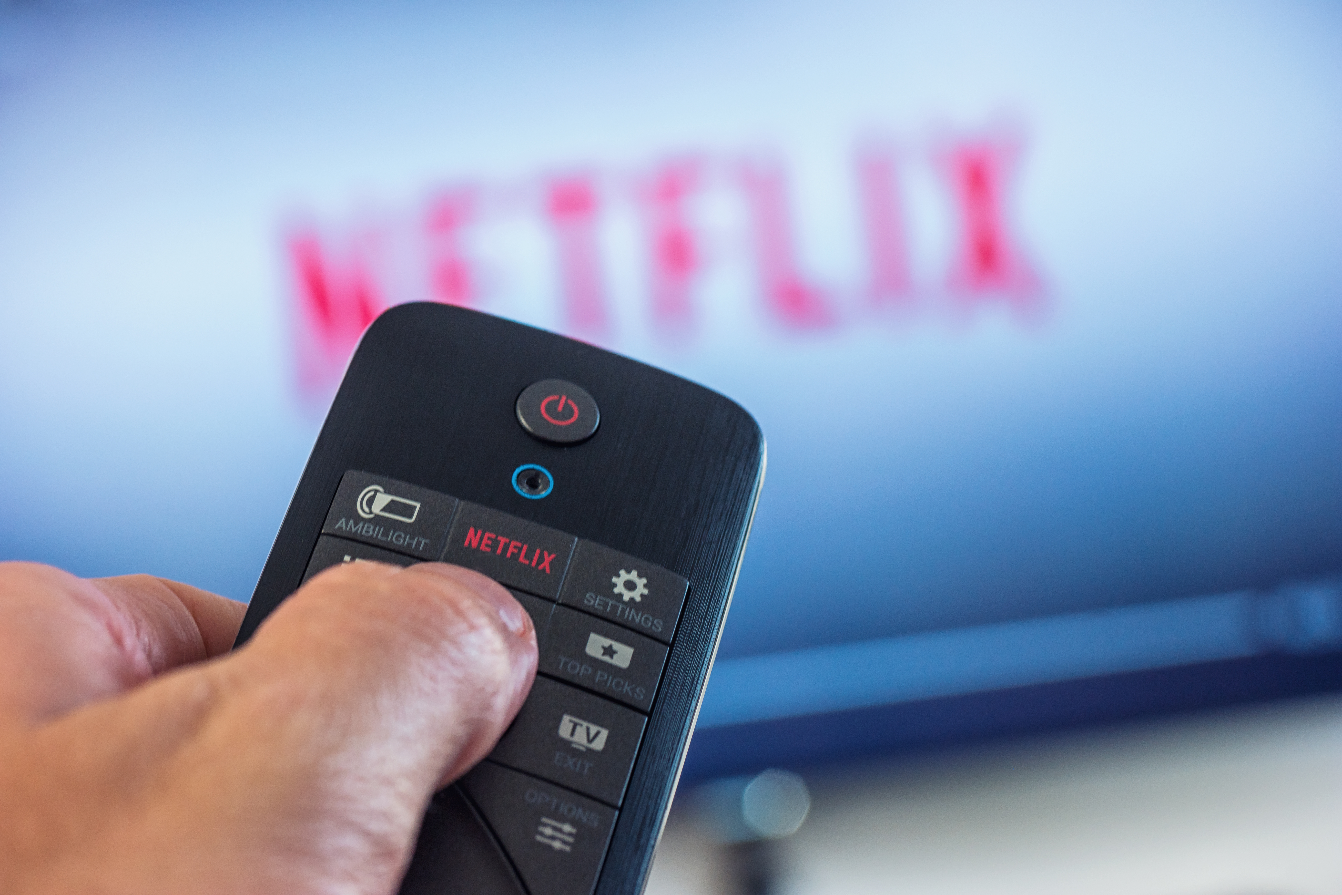 Article image for Foxtel and Netflix to join forces in 'battle for HDMI 1'