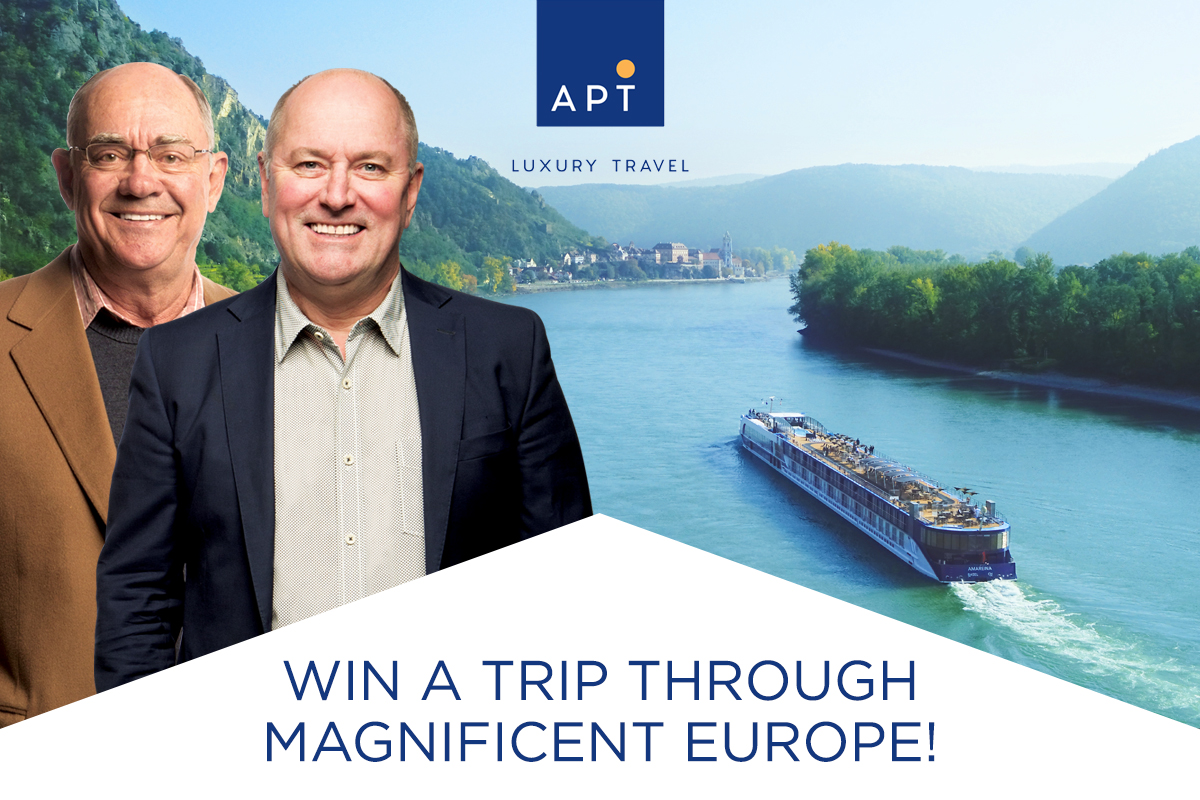 Win A Trip Through Magnificent Europe