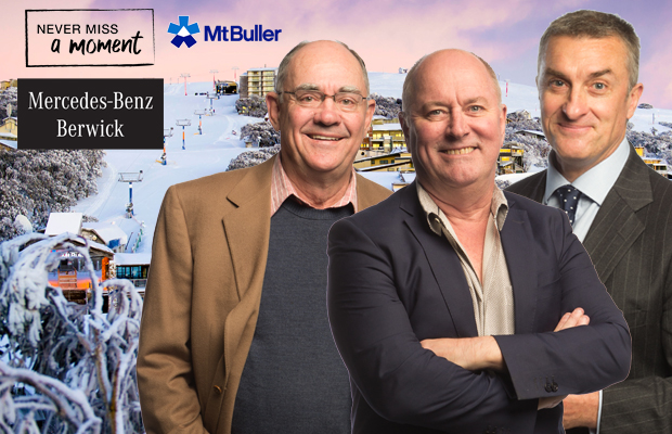 Article image for SNOW TRIP! Ross, John and Tom hit the slopes at Mt Buller!