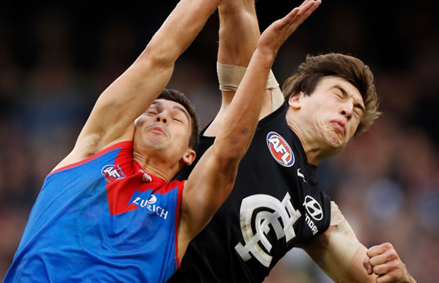 Article image for Carlton defender ruled out for the season