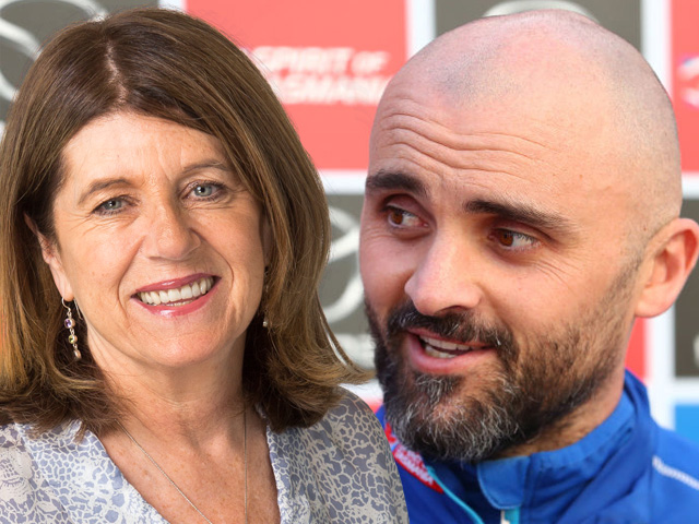 Article image for Exclusive: Caroline Wilson with some big news on Rhyce Shaw's coaching future