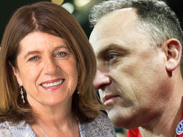Article image for Caroline Wilson's update on John Longmire's future at the Swans