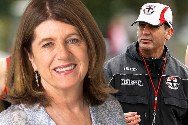 Article image for Caroline Wilson with some big developments on the St Kilda coaching job