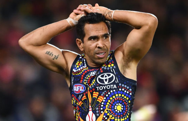 Article image for Selection shock! Eddie Betts DROPPED ahead of Carlton clash