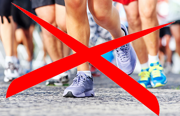 Article image for 'We're very disappointed': Bendigo Fun Run cancelled