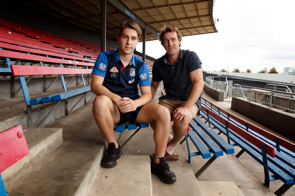 Article image for Rhylee West to play his first game for the Western Bulldogs