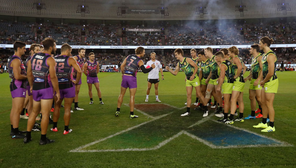 Article image for AFLX set to be dumped on the scrap heap