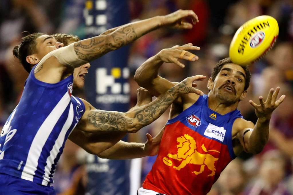 Article image for The Lions win in a final minute thriller but not without controversy