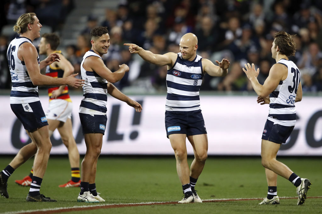Article image for 'They deserve the right': Shane McInnes weighs in on the Geelong home final debate