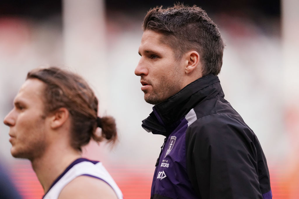 Article image for Star Dockers forward ruled out for the rest of the season