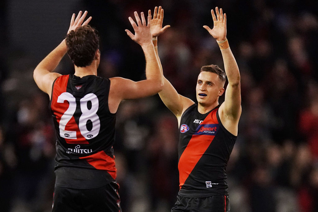 Article image for Essendon's Head of Footy speaks on Fantasia and Draper's future at the club