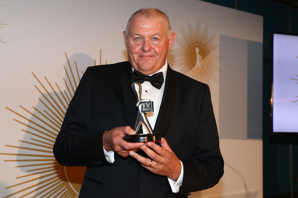 Article image for 'It's a bit unreal': Celebrated former detective Ron Iddles takes home a Logie
