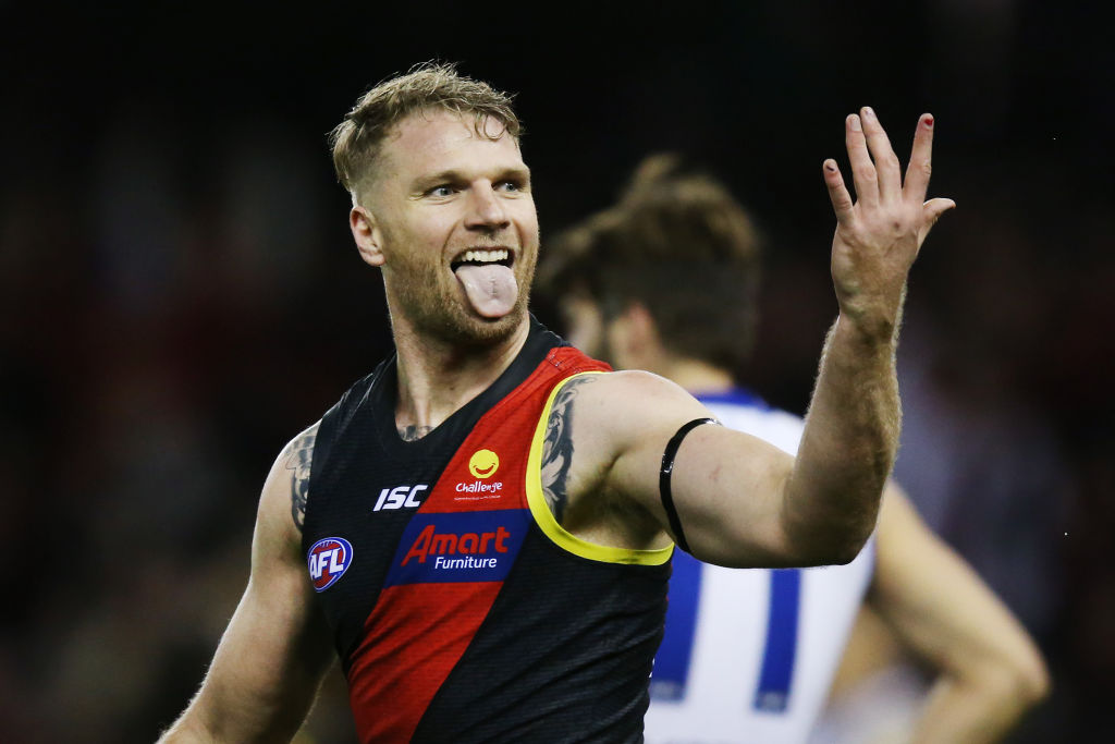 Article image for Essendon win twilight classic against North Melbourne