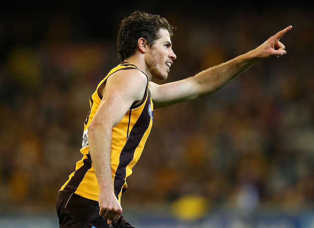 Article image for Isaac Smith says Brisbane is the 'form team' of the AFL