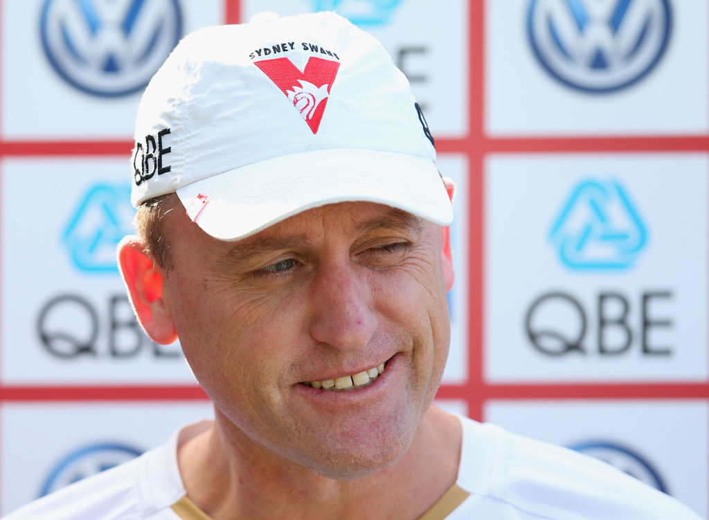 Article image for John Longmire signs multi-year contract extension