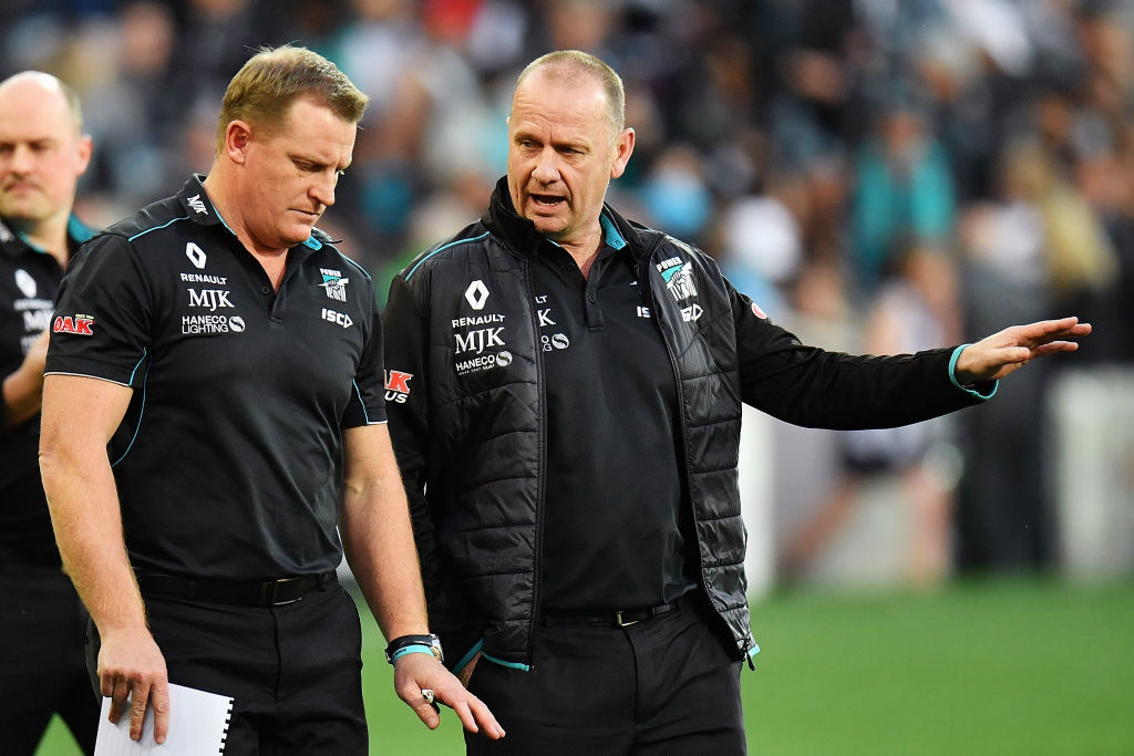 Article image for Former Brisbane coach in the hunt for Carlton job after attending interview