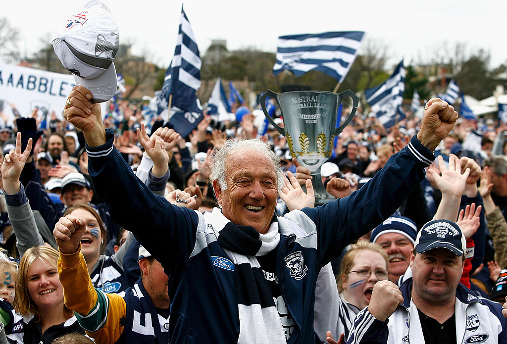 Article image for Geelong's ex-President weighs in on the home final debate