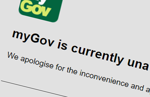 Article image for MyGov website crashes, causing problems for those completing tax returns