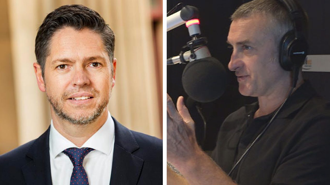 Article image for Tom Elliott and Melbourne councillor clash over 'climate emergency' declaration