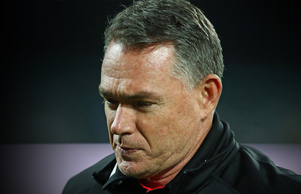 Article image for It's over: Alan Richardson steps down as St Kilda coach