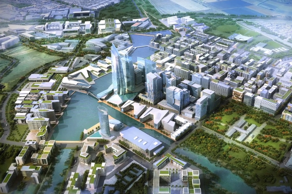Article image for Plans for a $30b hi-tech super city at Werribee 'scrapped'