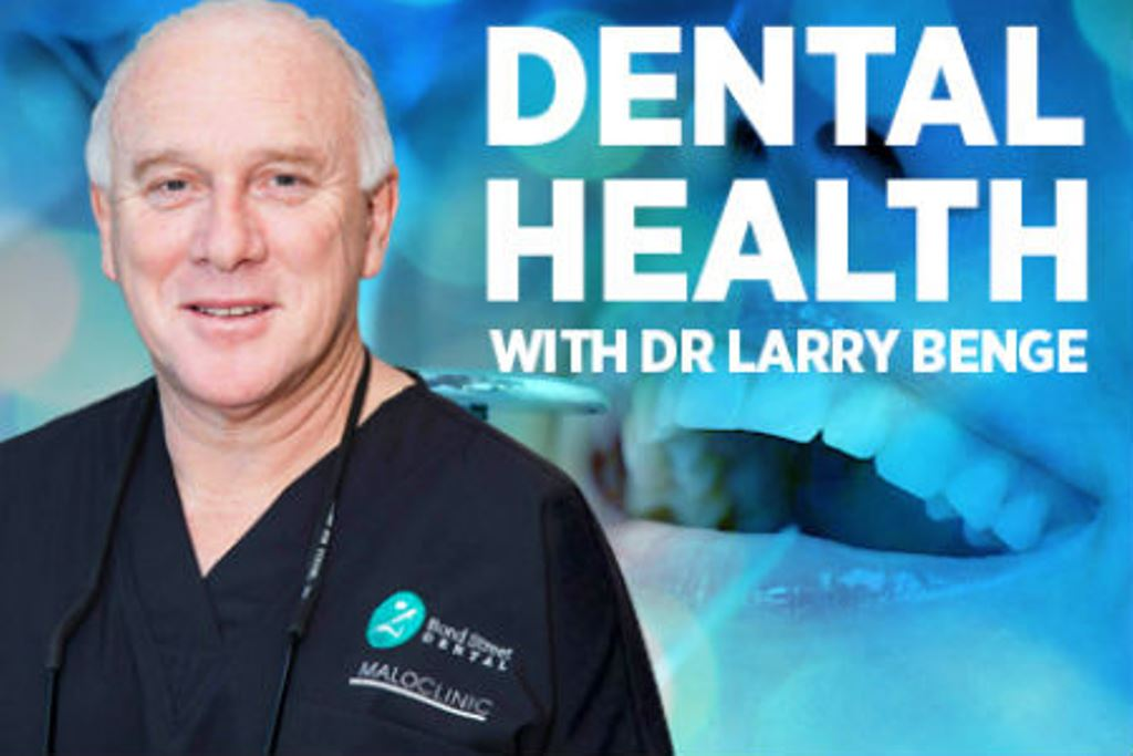 Dental Health with Dr Larry Benge – 28/08