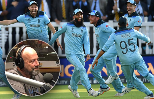 Article image for 'Best game of cricket I've ever seen': World Cup final leaves Boof with mixed emotions