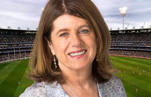 Article image for Caroline Wilson says the AFL can't cave to struggling Suns request
