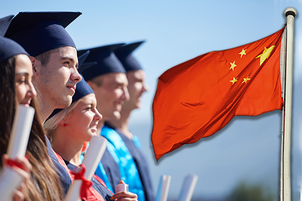 Article image for Academic warns universities 'should be pretty careful' about accepting Chinese funding