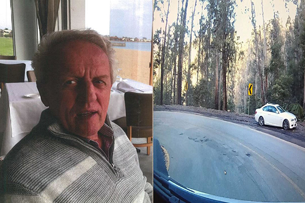 Article image for Search for man missing in strange circumstances near Mount Buller