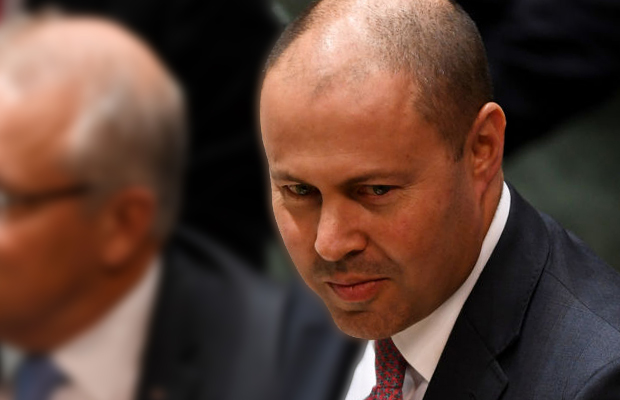 No deals: Josh Frydenberg says he didn't promise anything to seal tax cuts