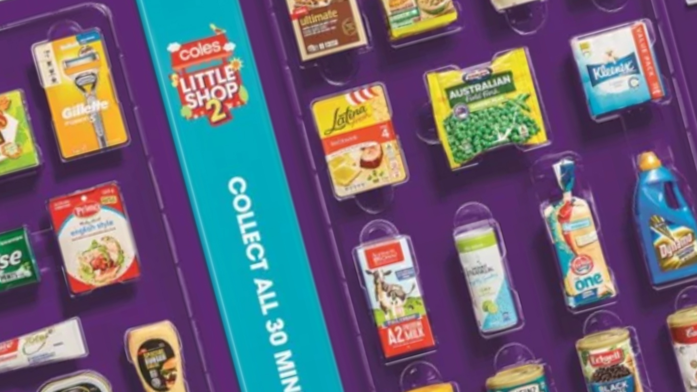 Article image for Coles spokesperson denies Little Shop promotion contradicts plastic bag ban