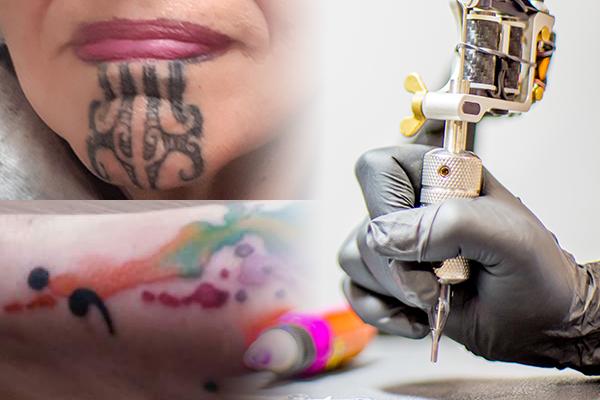 Article image for Grandma tattoos: Growing number of senior women getting inked
