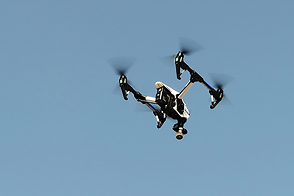 Article image for Victoria Police takes to the skies with first drone unit