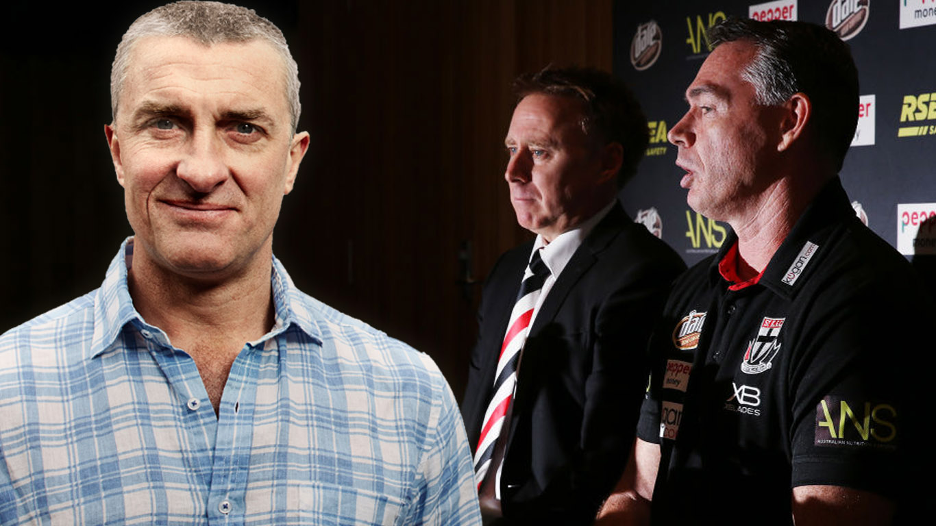 The one thing from Alan Richardson's press conference which which caught Tom Elliott's eye