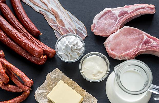 Article image for Just in: Saturated fats aren't THAT bad — sometimes…