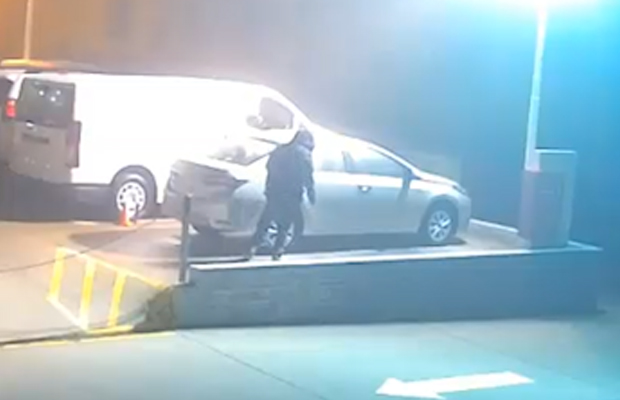 Article image for Slasher hunt: Dozens of cars hit by mindless vandal